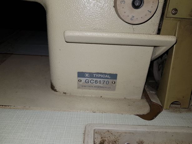 Продам обрезачную швейную машинку Typical