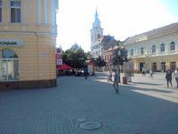КОмерція в центрі міста Берегово