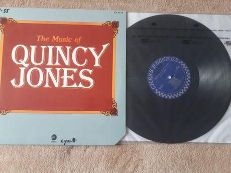 Quincy Jones-The Music Of Quincy Jones виниловая пластинка