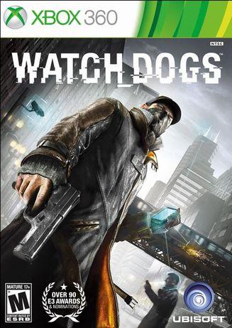 Gra Watch Dogs X360 - używana