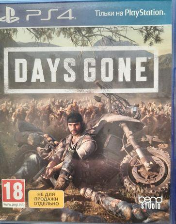 продам игру DAYS GONE