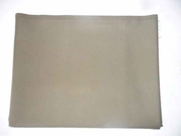 Полушерстяная ткань защитного ( зелёного ) цвета