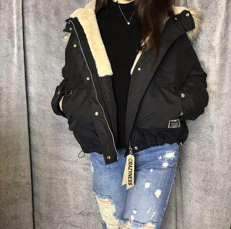 Куртка bershka, размер M