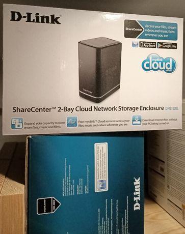 Dysk sieciowy D-Link DNS320L