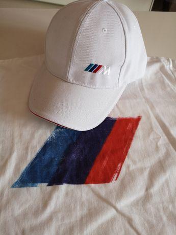 Czapka koszulka bmw m power