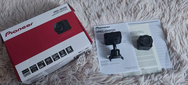 Kamerka wideorejestrator Pioneer VREC-DH200- GPS wi fi