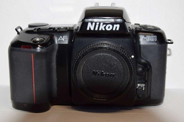 Maquina Analógica Nikon F-601