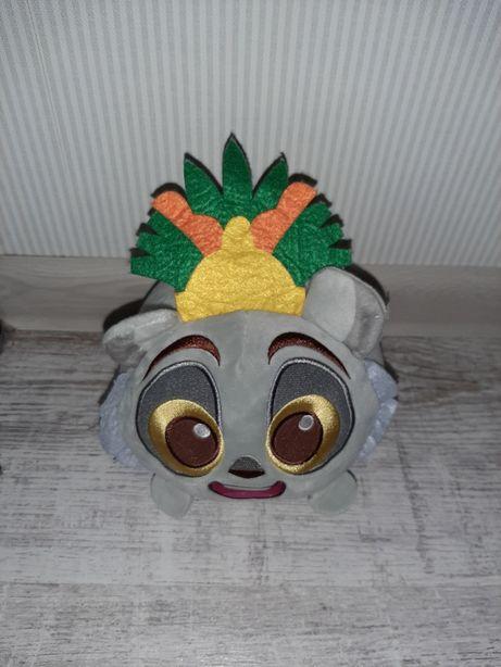 Król Julian maskotka