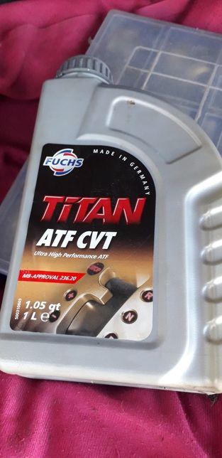 Масло ATF вариатор