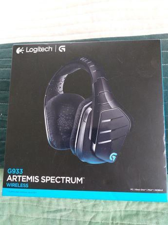 Słuchawki Logitech G933 Artemis Spectrum 7.1