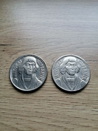 10 zł. M. Kopernik 1959 i 1965 r.