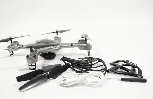 Автовзлет, масса впечатлений. Drone BF190 | Квадрокоптер Intelligent