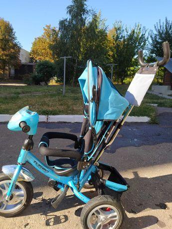 Продам трёхколёсный велосипед в отличном состоянии!