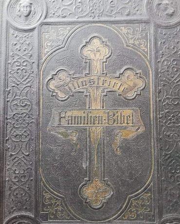 Bardzo stara Biblia