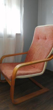 Fotel bujany/kołysany