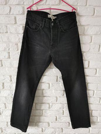 Męskie jeansowe spodnie H&M