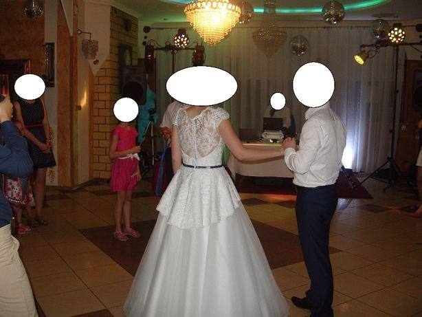 suknia ślubna gratis ozdoba do włosów