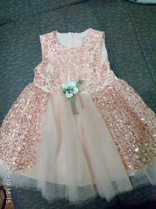 Очень красивое детское платье Ватутино - изображение 1