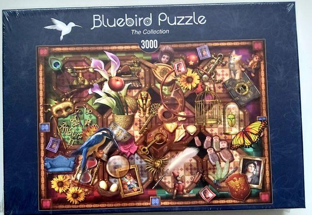 Puzzle Bluebird 3000