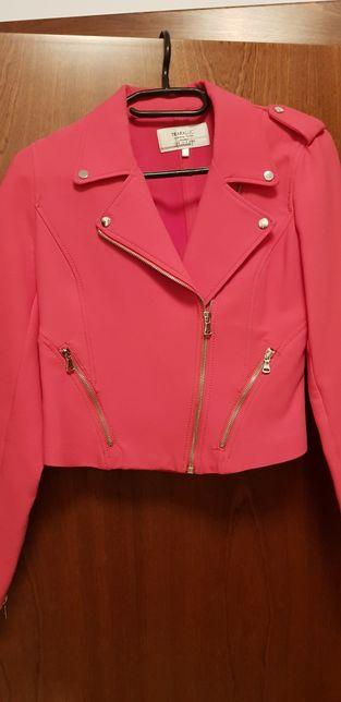 Ramoneska różowa Zara
