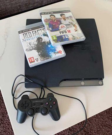 Konsola Sony Playstation 3 PS3 + Gry