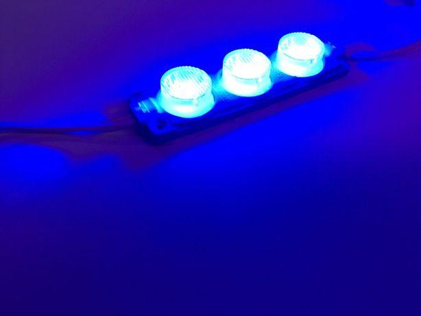 LED 3W do opryskiwaczy Masztowy, sadowniczy, 12V hermetyczne, wodoszcz