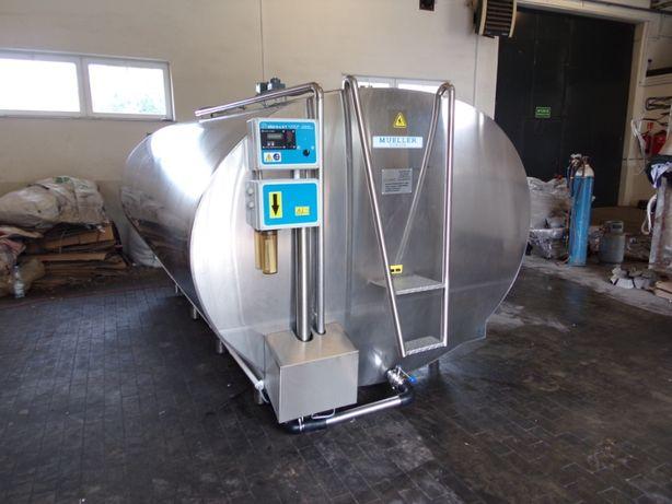 Schładzalnik chłodnia zbiornik do mleka 7000 L, Mueller