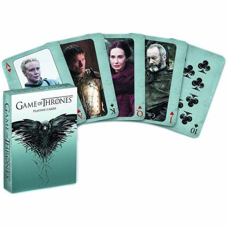 Продам карты Игра Престолов Game of Thrones cards