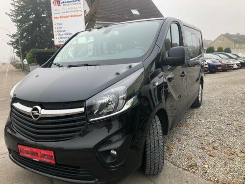 Opel Vivaro 1.6 BiTurbo Kasten/Combi L1H1 2017