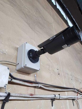 Monitoring / Sieci LAN / WiFI / TV / SAT / SERWIS