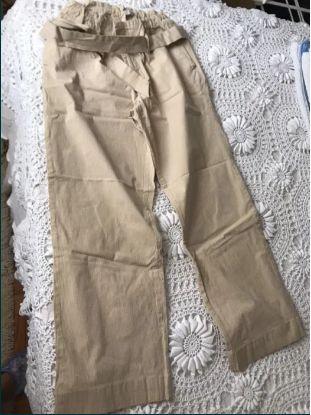 Calça para grávida PRE-NATAL tamanho XL