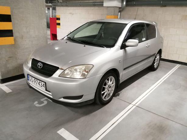 Toyota Corolla E12 1.6 lpg 2003 r