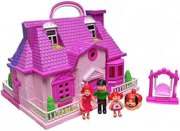Домик для кукол My Happy family Bambi