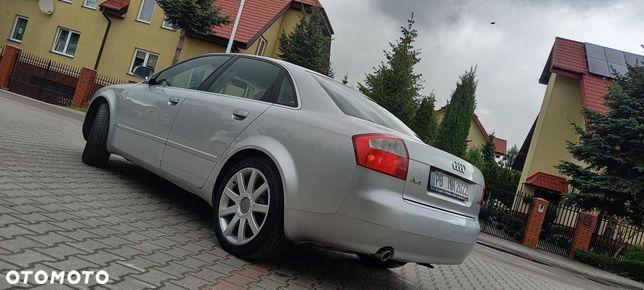Audi A4 Audi A4 2.0 Benzyna Serwis Sprowadzony z Niemiec 100%Bezwypadkowe