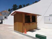 quiosque de madeira - Madeira&Conforto