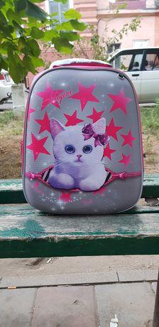 Школьный детский рюкзак для девочек 1-3 класс Galaxy V8