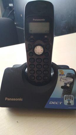 Радіотелефон Panasonic KX-TDC435UAB + Хамелеон С32