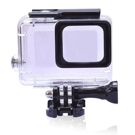 Caixa Estanque Gopro Hero 5 Black- Sem tirar lente -Novo-Portes Gratis