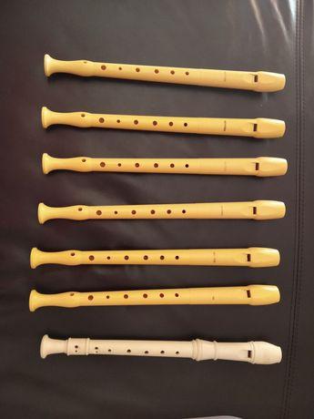 Flautas instrumento de sopro