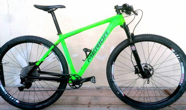 f-bikes Bicicletas carbono Merida  29 tamanho