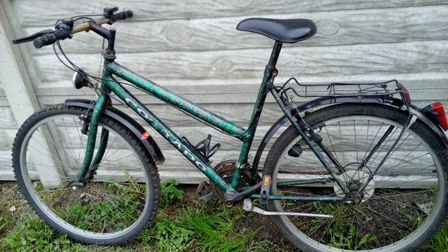 Rower górski, używany