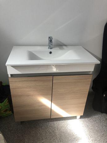 Movel WC com torneira
