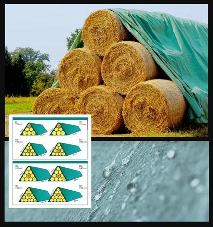 Ochrona przed wiatrem, wodą - FLIZ OKRYWOWY, włóknina na siano i słomę
