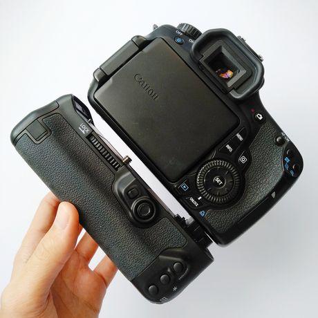 Батарейный блок Бустер на Canon НОВЫЙ