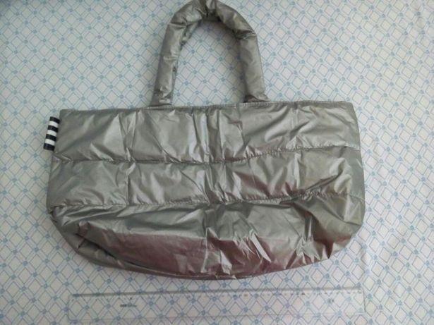 Mala sacola SEPHORA cinzenta 35x25 cm - muito leve e prática - NOVA