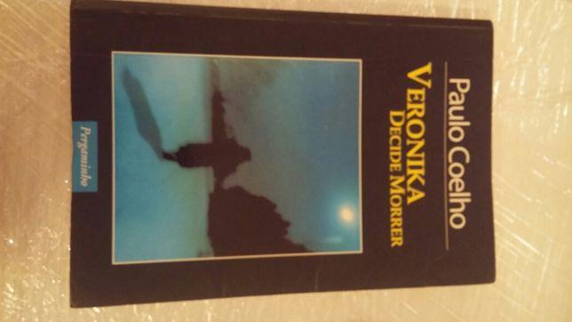"""Veronika decide morrer"" Paulo Coelho"