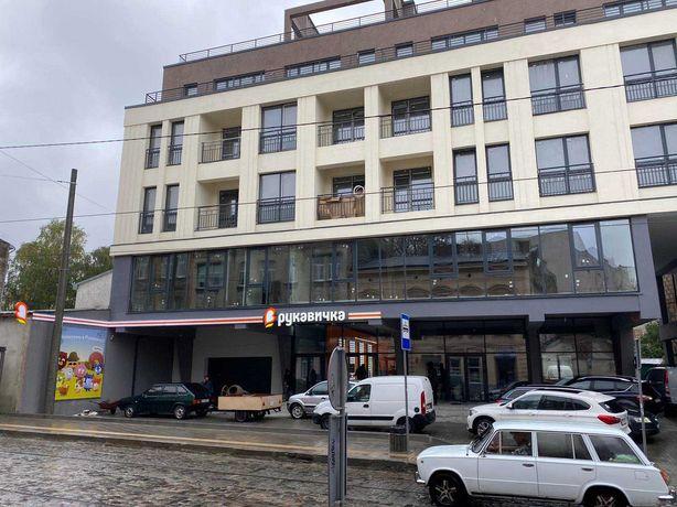 Продаж апартаментів у центрі міста від забудовника, Замарстинівська 43