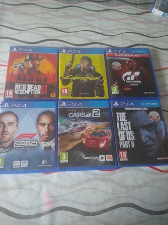 PS4 gry sprzedaż zamiana