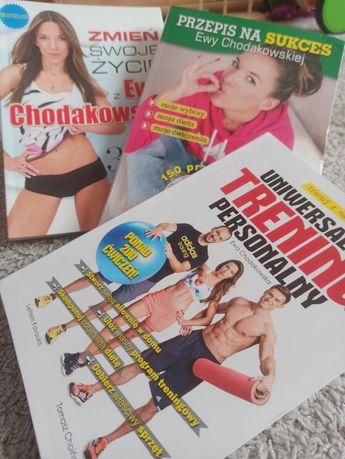 Ewa Chodakowska książki dieta odchudzanie trening fitness