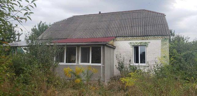 Вел Карашин Макаровский. Продам дом 80м с удобствами, 40 сот земли.